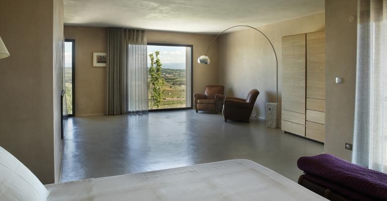 suelo decorativo de cemento pulido - Suelo Cemento Pulido