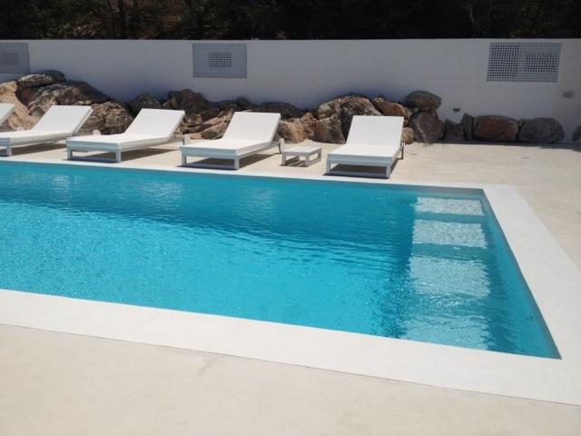 Betonisart cemento pulido para terrazas - Cemento para piscinas ...