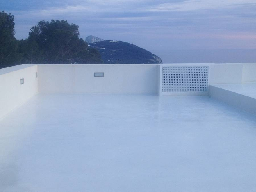 Betonisart cemento pulido para terrazas for Hormigon pulido blanco