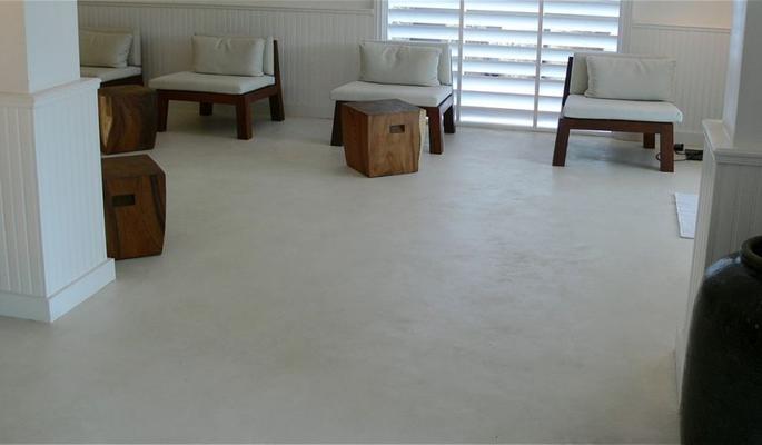 Betonisart trabajos con cemento pulido en girona y barcelona - Piso de cemento pulido blanco ...