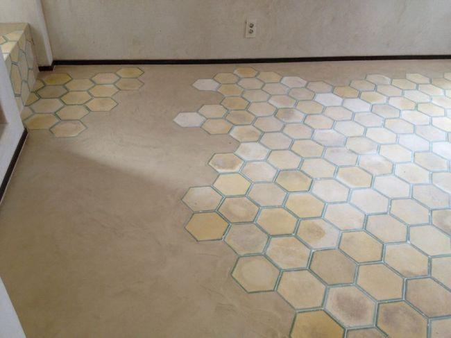 Betonisart trabajos y obras con cimiento pulido for Cemento inyectado suelo